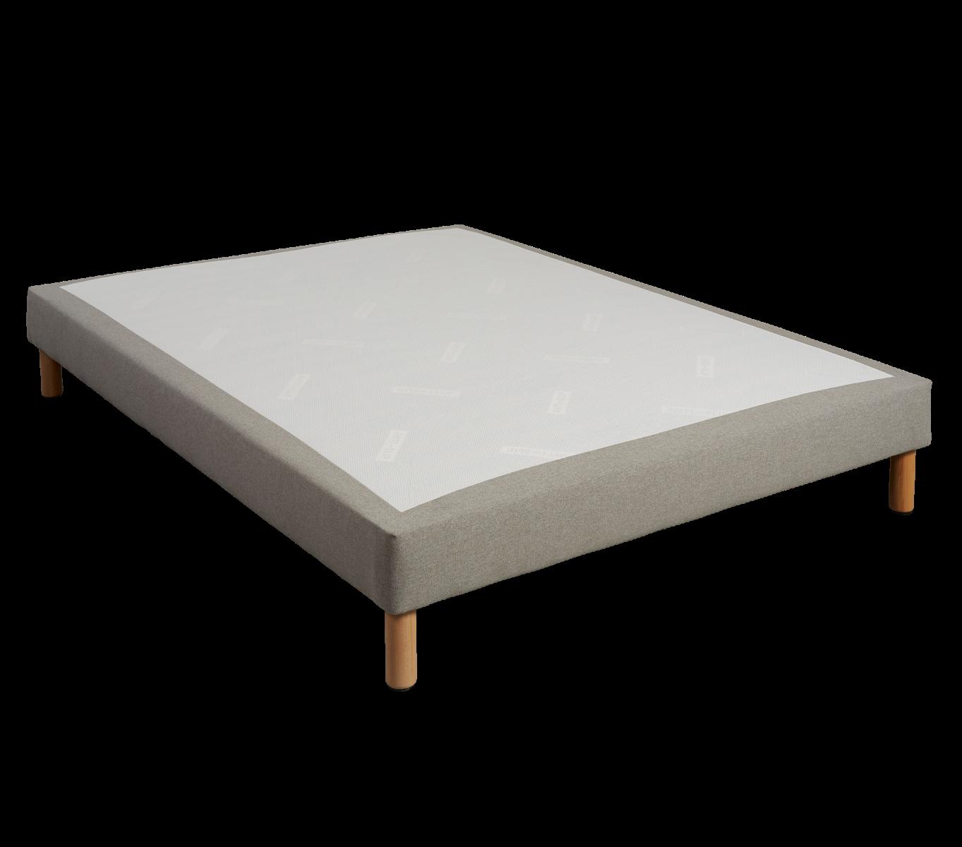 Atelier de Morph/ée Sommier tapissier 100x190 Lattes Flexibles
