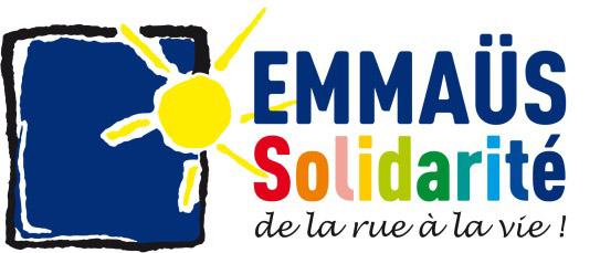 Notre partenariat avec Emmaüs